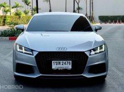2018 Audi TT 2.0 45 TFSI quattro S line 4WD รถเก๋ง 2 ประตู