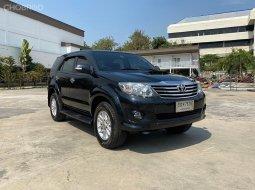ขายรถมือสอง TOYOTA FORTUNER 2.5 G 2WD | ปี : 2012