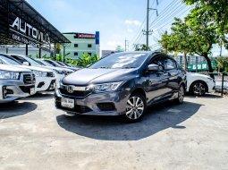 2019 ขายด่วน!! Honda City 1.5V+ รถสวยสภาพป้ายแดง สภาพใหม่กริป เจ้าของมือเดียวดูแลดีมากๆ สีเทาเรียบหรู