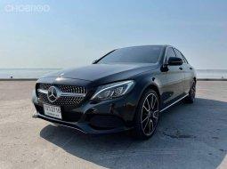 จองให้ทัน Mercedes-Benz C350e AMG Dynamic 2016 หรูหราออฟชั่นเต็มวิ่งน้อยมาก