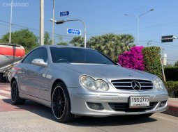 🚩BENZ CLK 200 K COUPE 2007