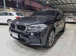 🔥จองให้ทัน🔥 BMW X5 30d M sport ปี 2015 ดีเซลล้วน Top สุด รถศูนย์  ไมล์แท้ 6หมื่นโล