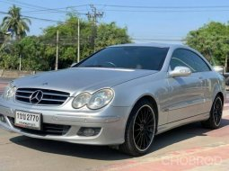Mercedes BENZ CLK 200 K COUPE 2007