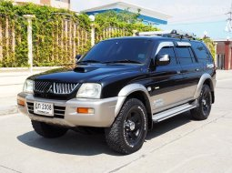 MITSUBISHI STRADA G-WAGON 2.8 GLS 4WD Rally Master ปี 2004