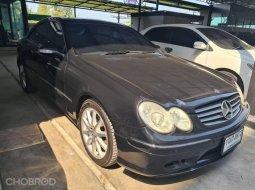 ด่วน 🔥จองให้ทัน🔥 Benz CLK 240 coupe ปี 2003  ตัวนี้ rare item!! ของสะสม หายาก