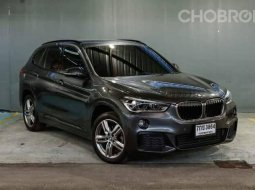 BMW X1 2.0d M-Sport ปี 2018
