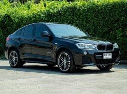 BMW X4 20d M SPORT LCI ปี 2017