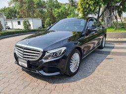 2017 Mercedes-Benz C300 Blue TEC HYBRID รถเก๋ง 4 ประตู