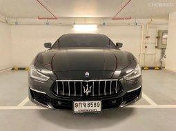 2019 Maserati Ghibli 3.0 รถเก๋ง 4 ประตู