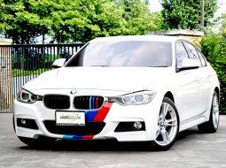 BMW 320i  MSport เบาะแดง 2014  รถศูนย์ Bmw Thailand มือเดียว