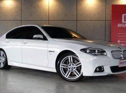 2017 BMW ActiveHybrid 5 3.0 F10 Sedan AT (ปี 10-16) B62