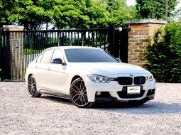 BMW 320d Sport แต่ง M performance 2013 Twin Turbo