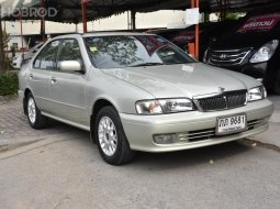ขายรถมือสอง 2000 Nissan SUNNY 1.6 Super Saloon Sedan AT