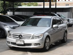 ขายรถ 2009 Mercedes-Benz C200 Avantgarde รถเก๋ง 4 ประตู