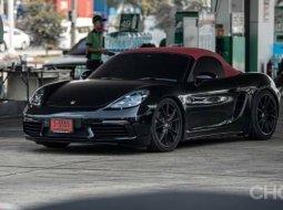 2017 Porsche 718 รถเก๋ง 2 ประตู  รถมือเดียว วิ่ง 30,000 โล ประกันชั้น1 แบบพรีเมี่ยม ออฟชั่นแน่น