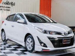 🔥จองด่วน! สุดคุ้มชุดแต่งรอบคัน🔥 ขายรถ Toyota YARIS 1.2 G ปี2019 รถเก๋ง 5 ประตู