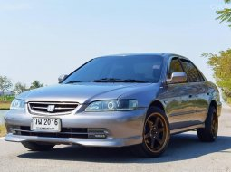 2002 Honda ACCORD 2.3 VTi Prestige รถเก๋ง 4 ประตู
