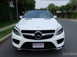 2017  Mercedes Benz GLE350d Coupe AMG