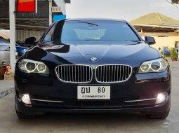BMW F10 528i LUXURY 2012 สีดำ