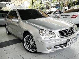 2005 Mercedes-Benz C230 Kompressor Elegance ไมล์น้อย 157,xxx km.