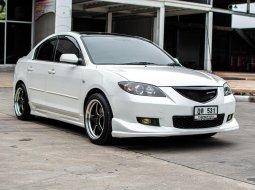 ซื้อเลย!! รถบ้านมือสอง สภาพนางฟ้า ไม่มีชนหนัก รับประกัน!!! Mazda3 1.6V เบนซิน ปี2009