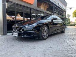 Maserati Ghibie รุ่น 3.0 Grand Lusso Sedan AT รถศูนย์ วารันตี 3 ปี 60,000 kms ปี 2019