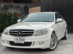 จองด่วน Mercedes Benz C230 W204 Brabus complete 2008 รถสวยจัดห้ามพลาดช้าอด