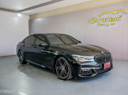 BMW G12 740Li Pure Excellence 3.0 TwinPower Turbo ปี2016