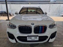 🔥จองให้ทันด่วน ช้าอด🔥 BMW X3 20d M sport ปี 2019  bsi เหลือถึง 2024 ไมล์แท้ 11,×××