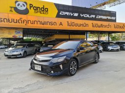 Toyota Camry 2.0 G Extremo ปี18 ไมล 55,451กม.