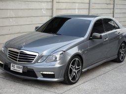 Benz E63 AMG 2012 รถแท้ วิ่งน้อย 50,000 โล