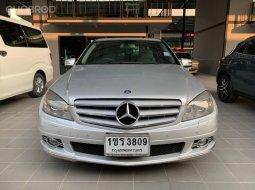 2009 Mercedes-Benz C200 w204 รถเก๋ง 4 ประตู