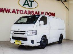 ขายรถ 2014 Toyota HIACE 3.0 D4D รถตู้/VAN