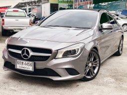 2016 Mercedes-Benz CLA180 BlueEFFICIENCY รถเก๋ง 4 ประตู