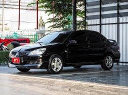 #ขายรถมือสอง Mitsubishi Lancer 1.6 ปี 2006 สีดำ