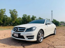 🚩MERCEDES BENZ C180 COUPE AMG 2012