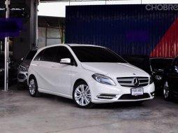 2013 Mercedes-Benz B200 Sport รถเก๋ง 5 ประตู