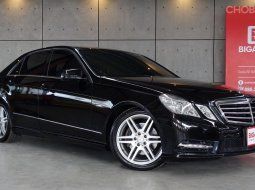 2013 Mercedes-Benz E250 CGI AMG 1.8 W212 Sedan AT (ปี 10-16) B6036