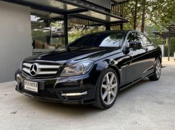 Benz C180 Coupe AMG Package ปี 2012