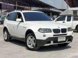 📣📣2009 BMW X3 2.0 D 4WD โฉม E83 Xdrive SUV รถสวย วิ่งน้อย สภาพดีมาก