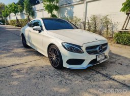 Benz C250 Coupe AMG Dynamic ปี 2016