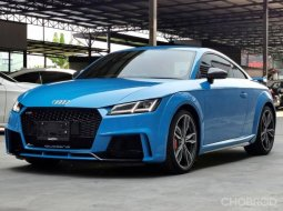 AUDI TTS COUPE QUATTRO 2.0 TFSI TURBO  S-TRONIC 6AT DYNAMIC SELECT MODE MY.2018