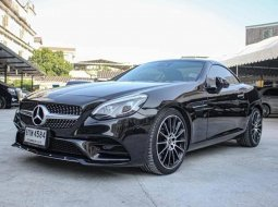 จองให้ทัน Mercedes-Benz SLC300 AMG Dynamic 2018