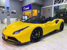 2017 Ferrari 488 Spider 3.9 รถเก๋ง 2 ประตู