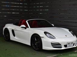 2013 Porsche BOXSTER 2.7 PDK ไมล์น้อย 5x,xxx km.