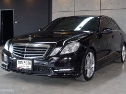 2013 Mercedes-Benz E250 CGI AMG 1.8 W212  Sedan AT
