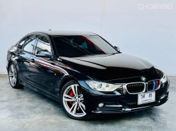 BMW 320d 2.0 SPORT (F30) สีดำ ปี2014 จด2016