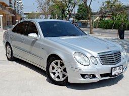 ขายถูกที่สุดในเว๊ป สาวก Benz ไม่ควรพลาด Benz E200 NGT ปี 2009