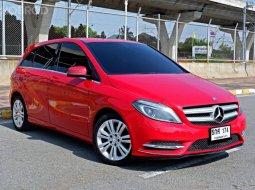 2013 Mercedes-Benz B180 Sports Tourer มือเดียว ไมล์ 66,xxx km.