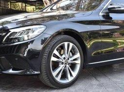 2019 Mercedes-Benz C220 Sport รถเก๋ง 4 ประตู